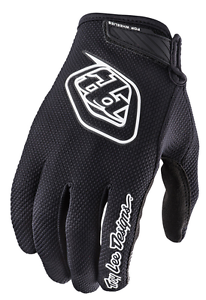 TROY LEE DESIGNS TLD BLACK BLACK AIR YOUTH GLOVES OFFROAD DIRT BIKE XS S M L XL