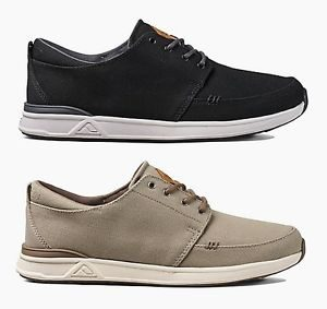 Reef Rover Low Men's Textile Lace Up Shoes Casual Sneakers Sizes 8.5 9 9.5 (M)