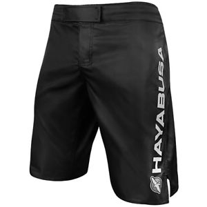 Hayabusa Haburi Lightweight MMA Fight Shorts – Black