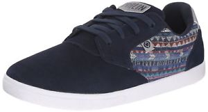 C1RCA Men's JC01 Skate Shoe, Navy/Frost Gray, 10.5 M US