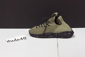 CLEAR WEATHER INTERCEPTOR GREEN BLACK SNEAKERS