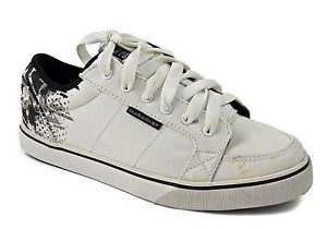 Quiksilver Boys' 8 – 16 Athletic Sneaker Shoes White US Sz 6 (UK 5; UK 5; EU 39)
