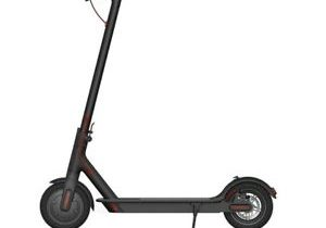 New Xiaomi Mi Electric Scooter, 18.6 Miles Long-range Battery, Up to 15.5 MPH