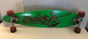 Sector 9 Longboard Ocean Beach Women Mission 1 Gullwing 78a 61mm…